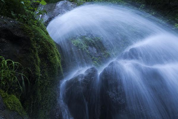 赤城山のひょんぐり滝、乙女の滝