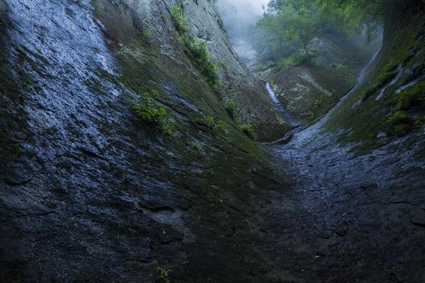 霧の九十九谷